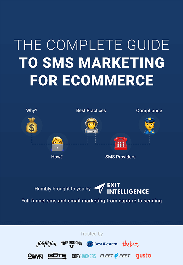 The Complete Guide to SMS Marketing for Ecommerce